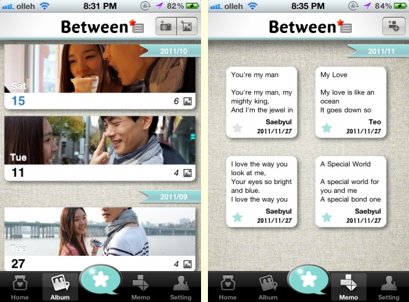 between1 horz Koreas VCNC lands $2.8m to grow Between, its Path for couples app, overseas