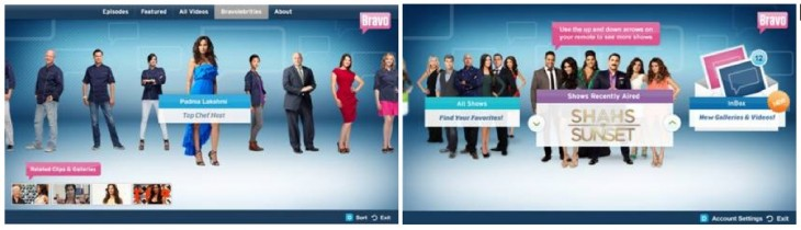 bravo app 730x210 Bravo launches its first connected TV app across several platforms to complement its programming