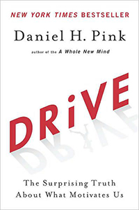 drive by daniel h pink Issue v1.1 – WANT: Books