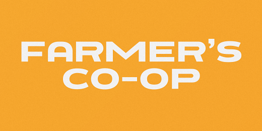farmers co op 38 Of the most beautiful typeface designs released this winter