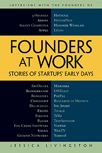 founders cover Issue v1.1 – WANT: Books