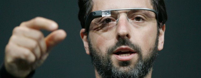 Sergey Brin, co-founder of Google appear