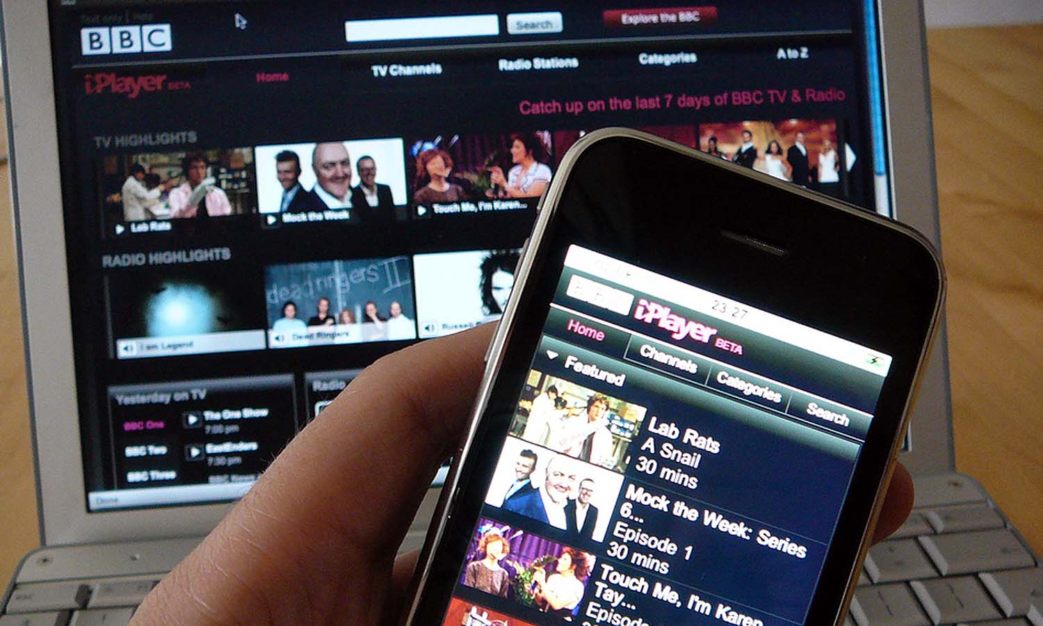 BBC iPlayer for Android and iOS Gets New Home Screen and Features