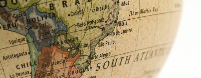 latin america via thinkstock
