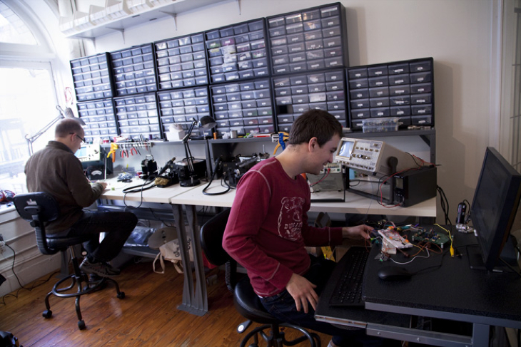 littleBits 02 Awesome offices: Inside another 12 fantastic startup workplaces in New York