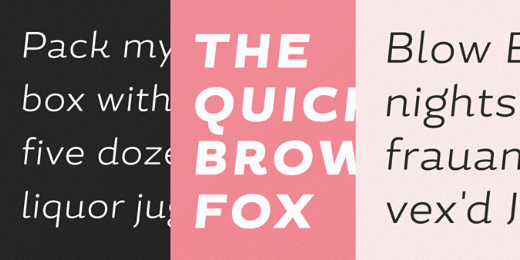 magallanes essential 38 Of the most beautiful typeface designs released this winter