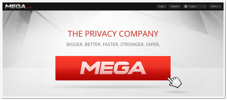 mega 730x322 Mega now hosting nearly 50 million files but just 0.001% infringe copyright, Kim Dotcom claims
