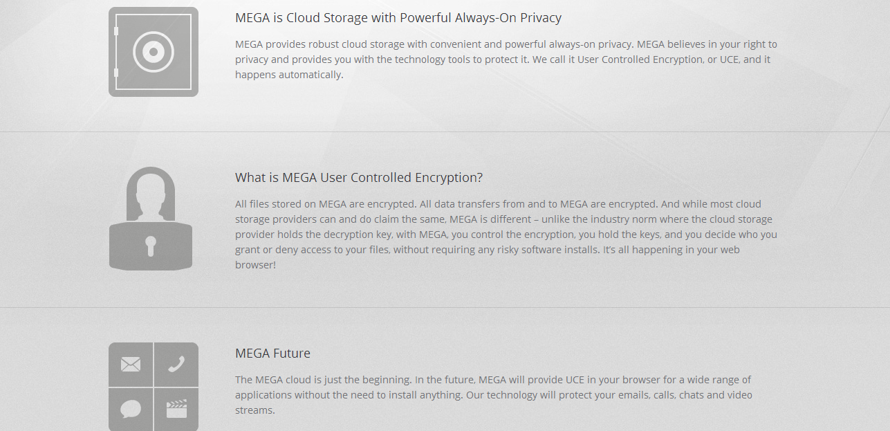 mega privacy Say hello to the new Mega: We go hands on.