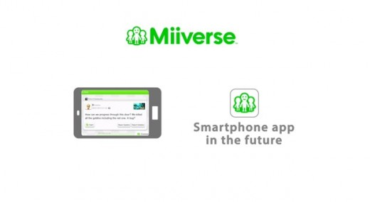 miiverse 520x285 Nintendo teases Miiverse app for smartphones, European release of TVii and new Wii U games