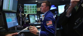 Stocks Climb At Open Of New York Stock Exchange