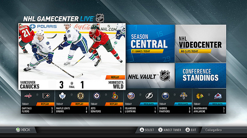 nhl screen
