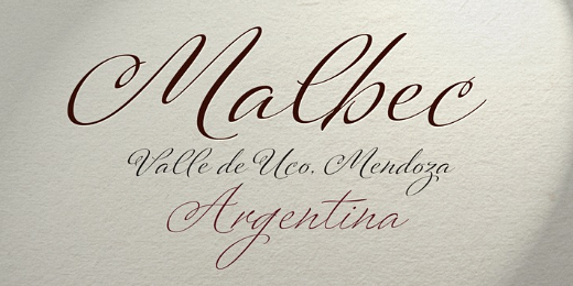 platinus script 38 Of the most beautiful typeface designs released this winter
