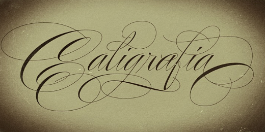 poem script 38 Of the most beautiful typeface designs released this winter