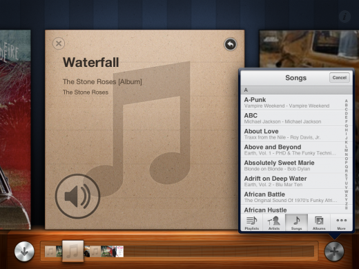 turnplay 520x390 TNW Pick of the Day: Turnplay is an incredibly realistic record player style music app for iPad
