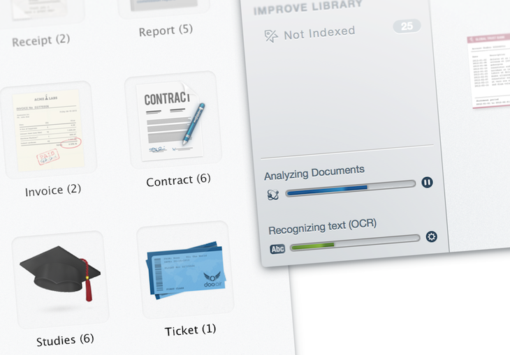 04 mac automatic organization Access all your documents, wherever they are: Doo debuts Mac OS X app after 2 years of R&D