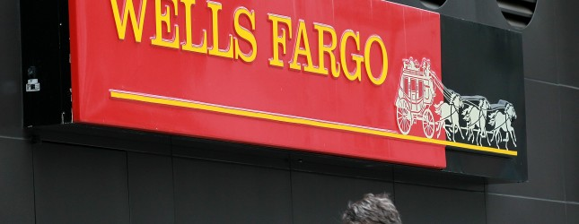Wells Fargo Posts 30 Percent Increase In Quarterly Profits