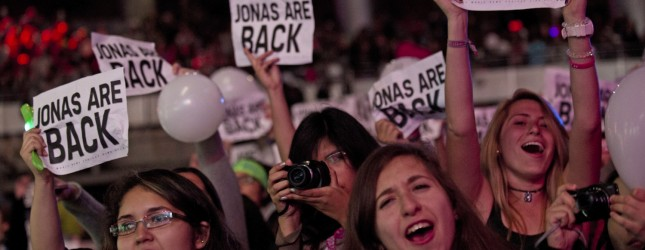 CHILE-VINA SONG FESTIVAL-JONAS