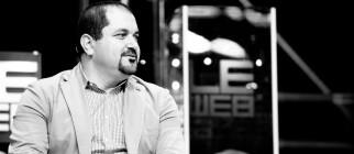 Shervin Pishevar, Managing Director, Menlo Ventures @ LeWeb 11 Les Docks-9368