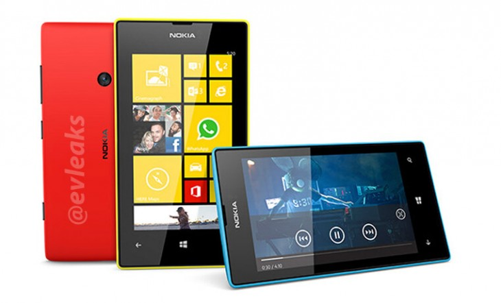 Nokias upcoming Lumia 520 and Lumia 720 Windows Phone handsets surface ahead of MWC