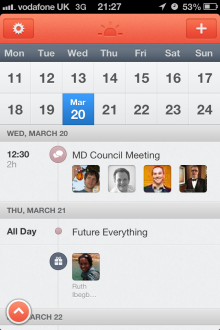 IMG 2927 220x330 Powerful, beautiful app Sunrise will replace your default iOS calendar: Heres why
