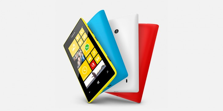 Nokia unveils new Lumia 520 and Lumia 720 Windows Phone handsets