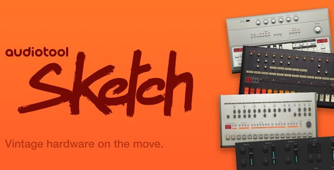 Sketch 30 top apps for making music on your mobile device