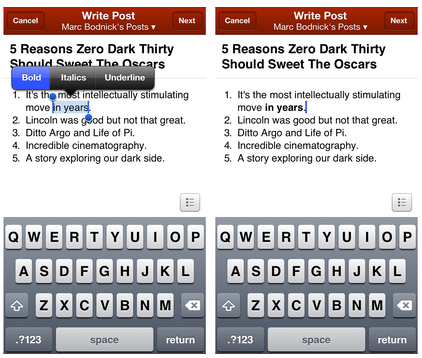 Snap 2013 02 04 at 10.18.14 Quora updates its iPhone app to include a rich text editing feature