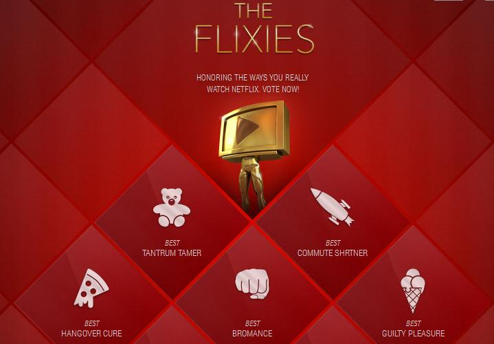 TheFlixies Netflix launches its first Flixies awards, categories include Best Bromance and Best Hangover Cure