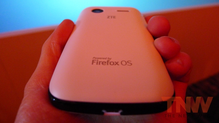 ZTE4wtmk Hands on with Firefox OS: ZTE Open and Alcatel One Touch Fire