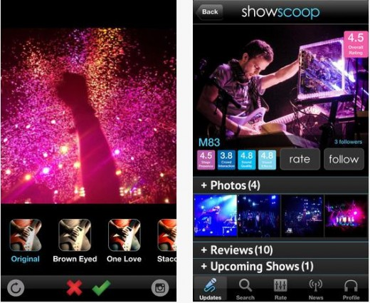 a7 520x425 ShowScoop launches its Yelp for live music app on iOS