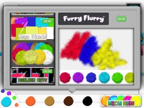 e Drawp: A kid friendly social drawing app for iPad