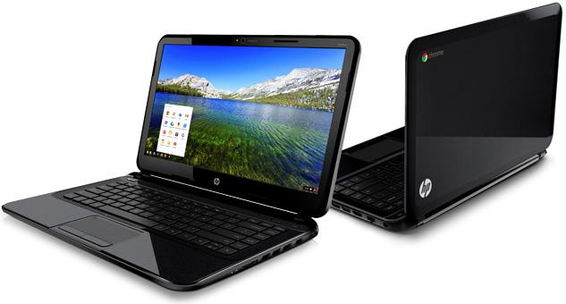 HP officially launches the HP Pavilion 14, its first Chromebook, for $329.99