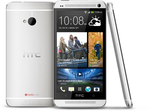 htc one2 520x384 One impressive flagship phone, but enough for a comeback? A look at the new HTC One