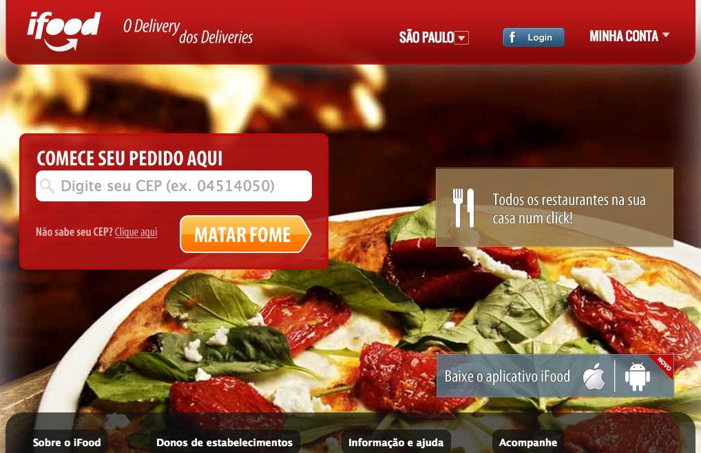 Website Platform For Food Delivery