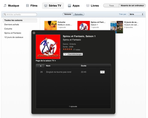 itunesinthecloud french Apple rolls out iTunes in the Cloud support for movies to 11 European countries [update: Confirmed]