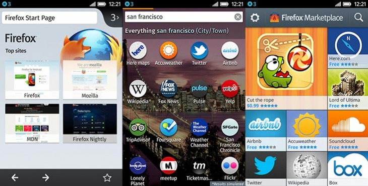 Mozilla expands Firefox OS reach with new LG, Huawei partnerships, coming to 17 global carriers in mid 2013 launch