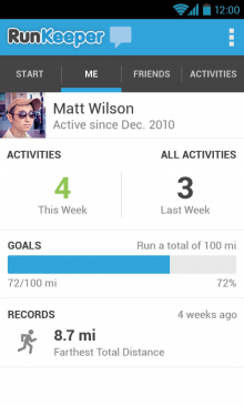 me final 220x366 RunKeeper for Android gets redesign and new features, including workout reminders and real time pace data