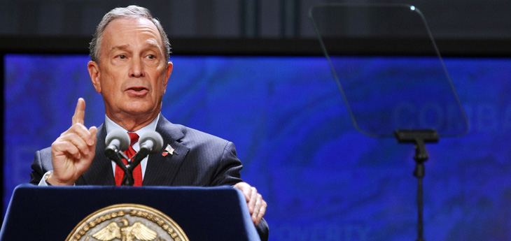 Mayor Bloomberg Delivers State Of The City Address