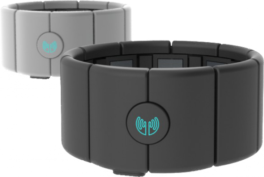 myo 1 copy 520x349 Thalmic Labs launches MYO, an armband that lets you control gadgets with just your fingers and hands