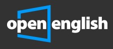 open english logo