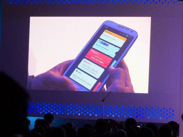 original upload 730x547 Samsung unveils Wallet, an Android alternative to Apples Passbook