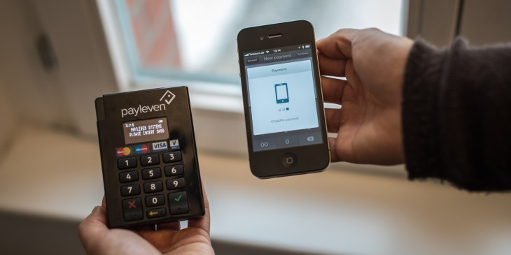 payleven 730x365 Now fully endorsed by Visa Europe, Payleven introduces fully certified Chip & PIN payment solution