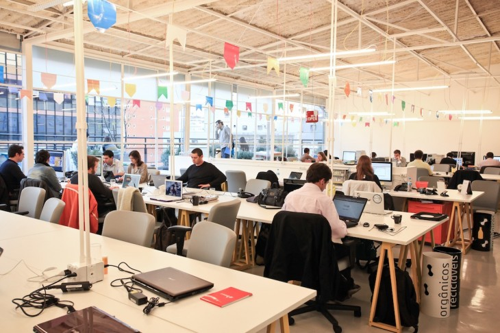 pto de contato 4 730x486 Coolest offices: Inside 9 awesome tech workplaces in São Paulo