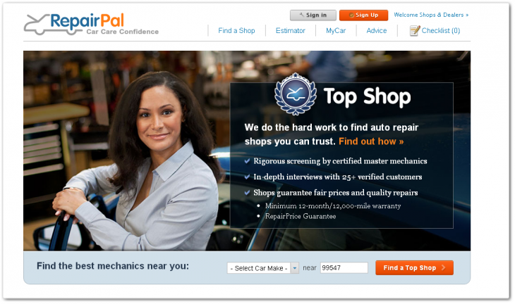repairpal 730x432 RepairPal lands $13m from Cars.com and Castrol to bring trust and transparency to auto repairs