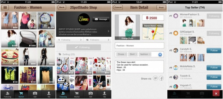 shopspot2 730x324 JFDI Asia alum ShopSpot extends its seed funding to $630k, pivots into a B2C mobile marketplace