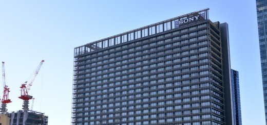 JAPAN-COMPANY-SONY-REAL-ESTATE