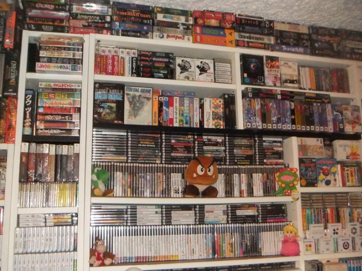 A Video Game Collection Is Being Sold For 550k On Ebay