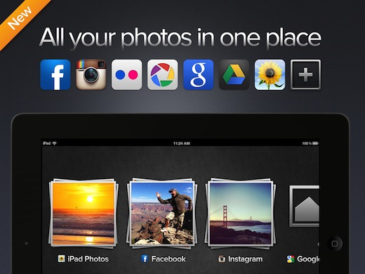 1 ipad Here are 600 million reasons to replace the Photos app on your iPad with Cooliris