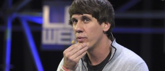 US Dennis Crowley, co-founder and CEO of