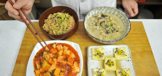 SKOREA-RELIGION-BUDDHISM-FOOD